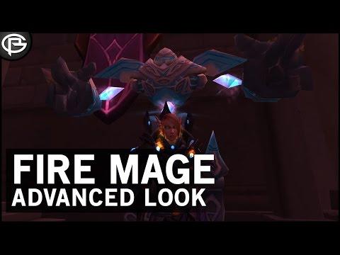 Legion Fire Mage Guide - Advanced Discussion