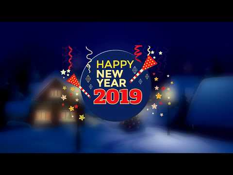 New Year Holidays Live Wallpaper