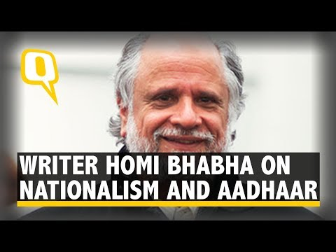 You Can Have Legal Citizenship, And Still Be Left Out: Homi K Bhabha | The Quint