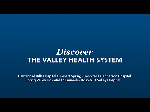 Valley Health System Video Compilation