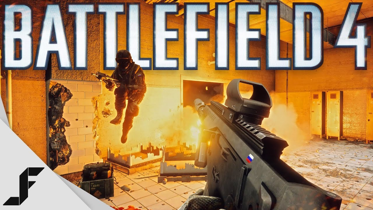 Battlefield 4 and Chill