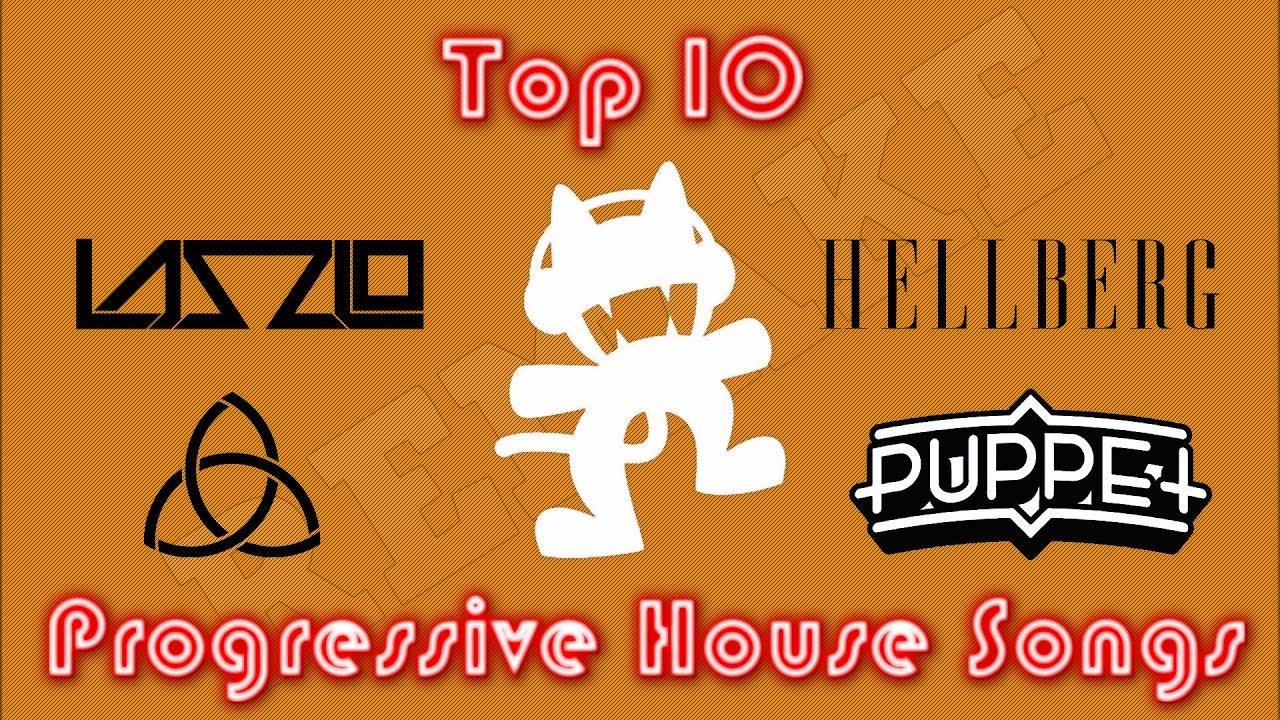 Top 10 Progressive House Songs on Monstercat! [Remake]