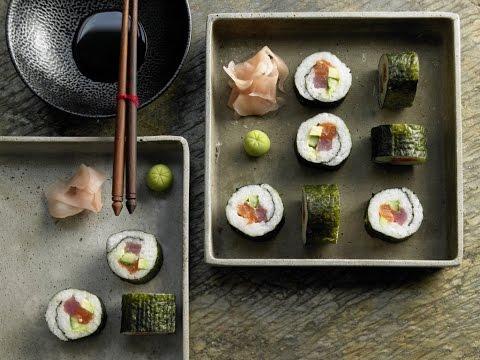 Начинка для суши и роллов в домашних условиях -