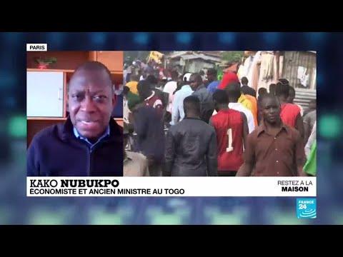 Coronavirus: Au Togo, état d'urgence sanitaire et couvre-feu décrétés, à défaut du confinement