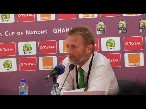 THOMAS DENNERBY - WE HAVE A GOOD TEAM TO WIN AWCON