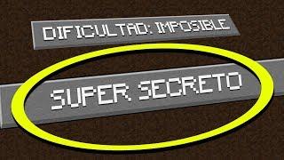 ¿¡MINECRAFT NO QUIERE QUE CONOZCAS ESTE SECRETO...!?