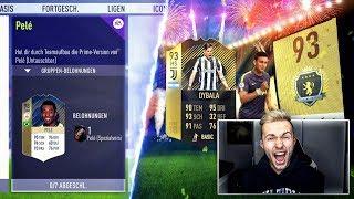 FIFA 18: XL TOTW PACK OPENING + Elite 1 Rewards 😱🔥 Pele Prime!!!!