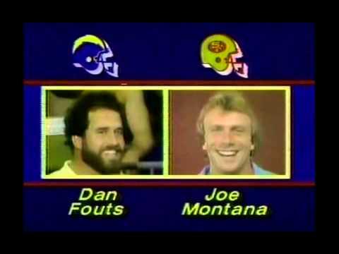 1982 NFL on NBC Intro