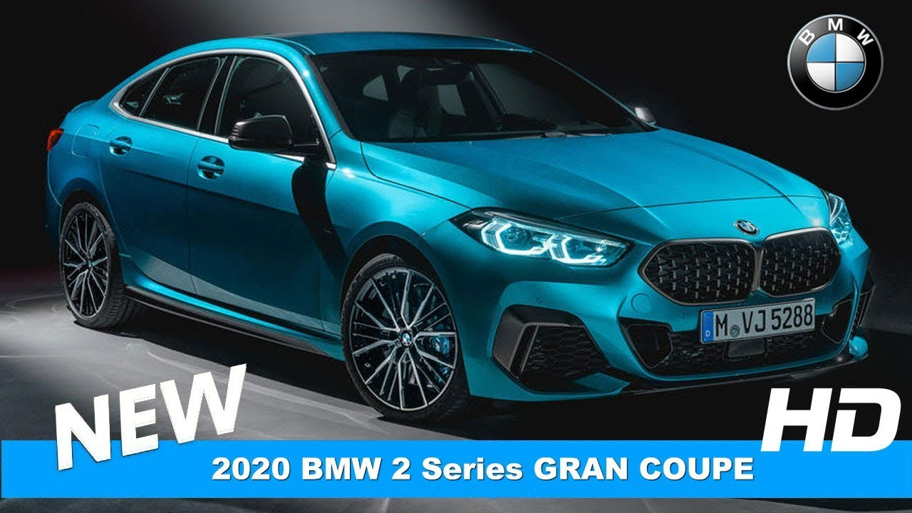 BMW 2 Series Gran Coupe - Better Than Mercedes CLA? - YouTube