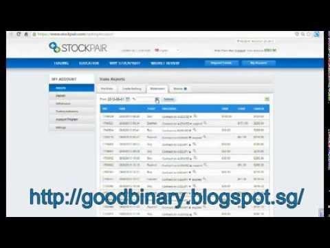 Binary options blogspot