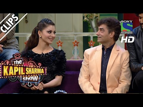 Kapil Welcomes Urvashi Rautela and Indra Kumar-The Kapil Sharma Show -Episode 25- 16th July 2016