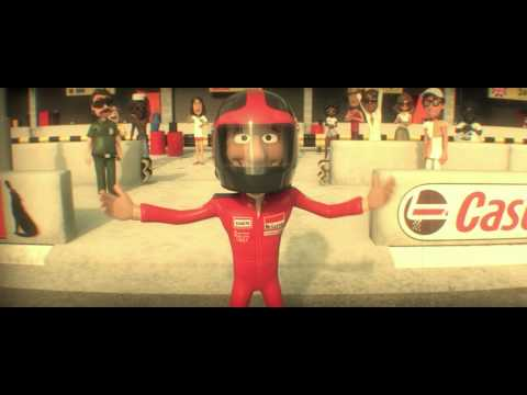Tooned 50: Episode 3  The Emerson Fittipaldi Story
