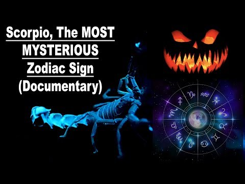 SCORPIO, The MOST MYSTERIOUS Sign In The Zodiac (Documentary) [Lamarr Townsend Tarot]