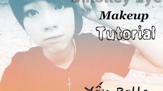 [YếnBella Makeup] -Hướng dẫn cách makeup cá tính, Smokey eye