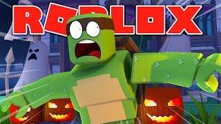 Roblox - DAS HAUNTED HAUS VON TERROR! W/Little Kelly & Sharky