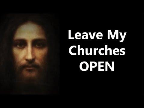 DIOCESAN PRIEST: 'My Church Stays Open…PERIOD!' (VIGANÒ SPEAKS)