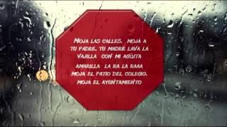 Gambar cover Los Toreros Muertos -  Mi agüita amarilla CON LETRA