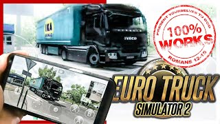 Download lagu ✅ EURO TRUCK SIMULATOR 2 FOR ANDROID PLAYABLE 100% WORKS