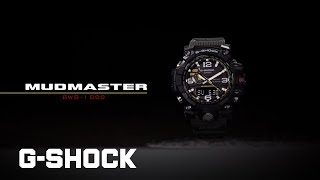 CASIO G-SHOCK GWG-1000 Product Video