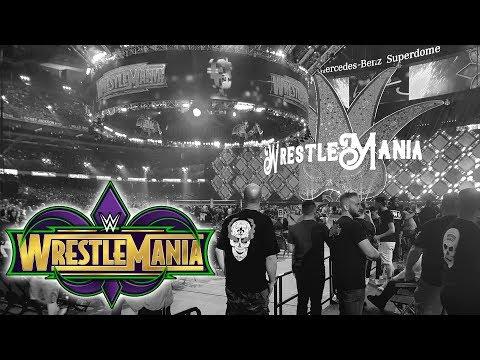 My WWE WrestleMania 34 Trip Experience