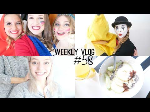 olaplex-behandlung,-karneval-in-kÖln-&-lernen-mit-lena-i-weekly-vlog-#58