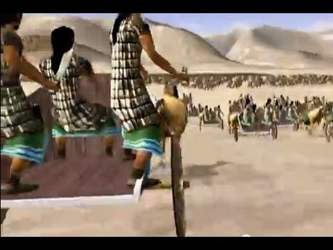 Decisive Battles - Kadesh (Egypt vs Hittites)