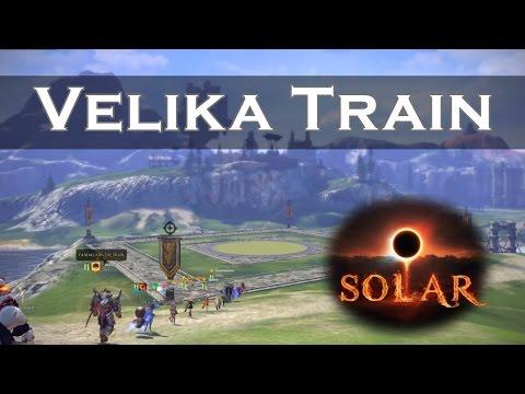 Solar Tera Train