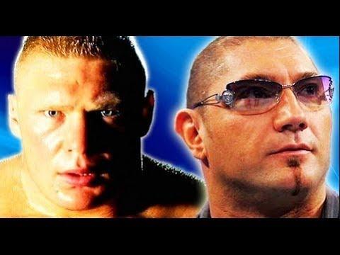 Brock Lesnar Vs Batista 2013 Batista vs Brock Lesna...