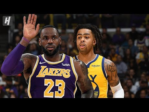 Golden State Warriors vs Los Angeles Lakers - Full Highlights | November 13 | 2019-20 NBA Season