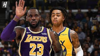 Golden State Warriors vs Los Angeles Lakers - Full Highlights | November 13 | 2019-20 NBA Season