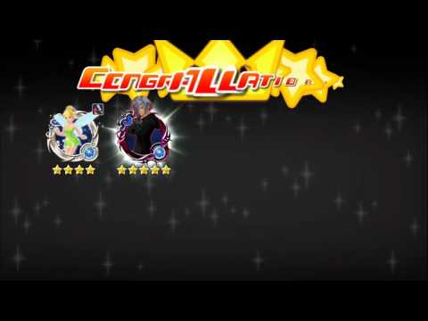 EPIC MEDAL CARNIVAL 26 AUG 2016 ILLUSTRATED VEN ~ Kingdom Hearts Unchained x