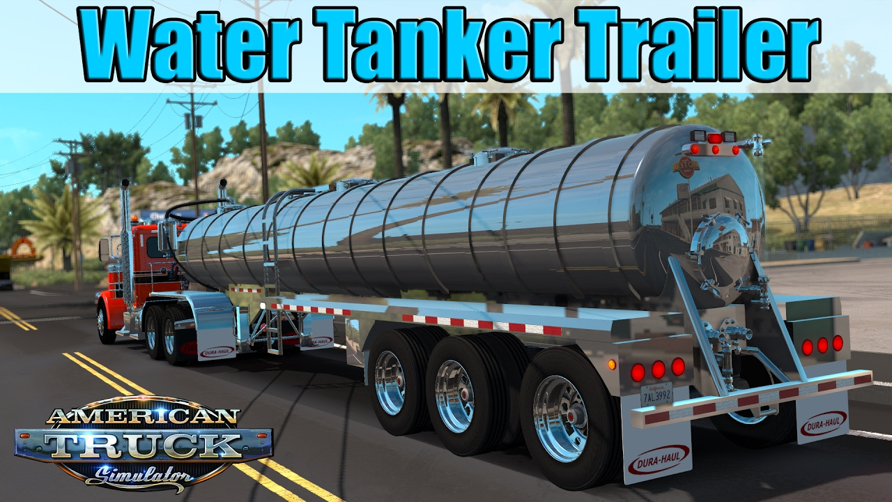 Water Tanker Trailers 114