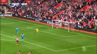 Video Gol Pertandingan Sunderland vs Southampton