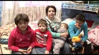 Orice ajutor este binevenit pentru Luminiţa, mamă a 4 copii