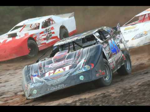 Lucas Oil Late Model Dirt Series - Utica Rome Speedway - July 30, 2009