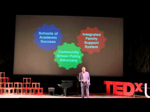 How do we end generational poverty: Dominique Lee at TEDxUofM