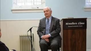 Dr. James Houston on Christian Spirituality