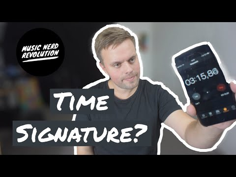 What is a Time Signature? |  Music Theory