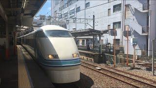【すぺーしあ】東武100系 特急 スペーシア(粋)@西新井駅