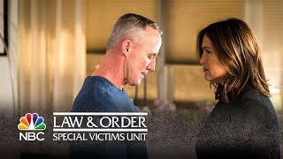 Law & Order: SVU - A Tearful Goodbye (Episode Highlight)