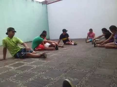 The First Official Colombia Wallball Clinic @ Jamundi, Colombia. August 2014