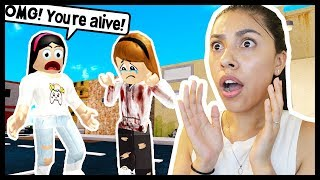 MY BEST FRIEND IS ALIVE! HER EX BOYFRIEND DIDNT KILL HER?! - Roblox Roleplay
