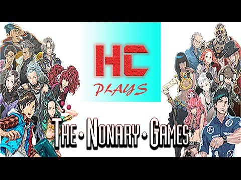 NEW SERIES: THE NONARY GAMES! WHAT MYSTERIOUS GAME IS THIS???!?