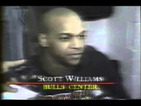 Scott Williams wants out