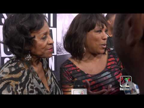Angela and Marla Gibbs on Straight Outta Compton