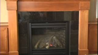 Watch A Gas Fireplace Installation