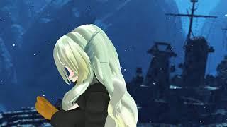 深海少女 いるか