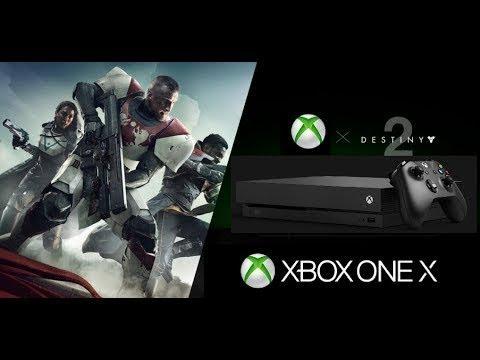 39ec8246069 Destiny 2 Xbox One X Enhanced Gameplay ! - YouTube