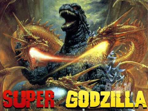 SUPER GODZILLA, T16: Godzilla vs  Bagan