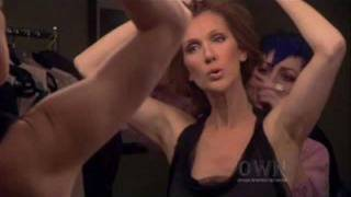 celine dion-dance with my father (OFFICIAL MUSIC VIDEO UNRELEASED)